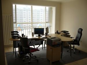 Vårt nya kontor