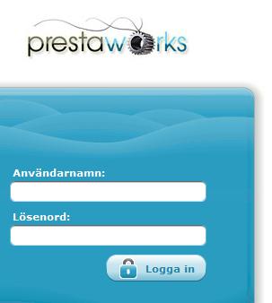Prestaworks.se Kundpanel