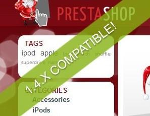 Gratis tema till PrestaShop